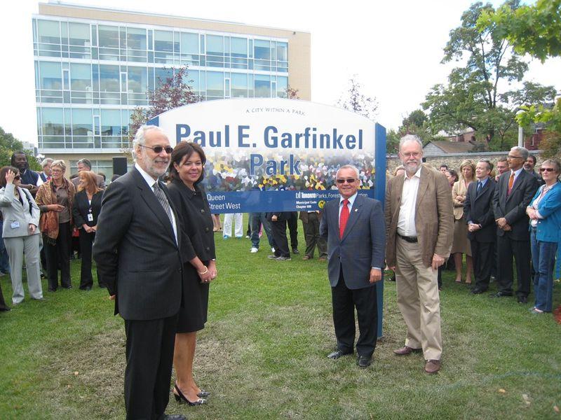 20090925 Paul E Garfinkel Park 1